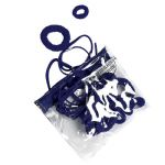 Hair Pony Bag - Navy